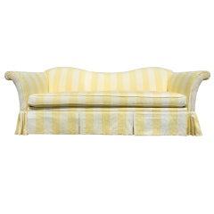 Dorothy Draper Style Sofa