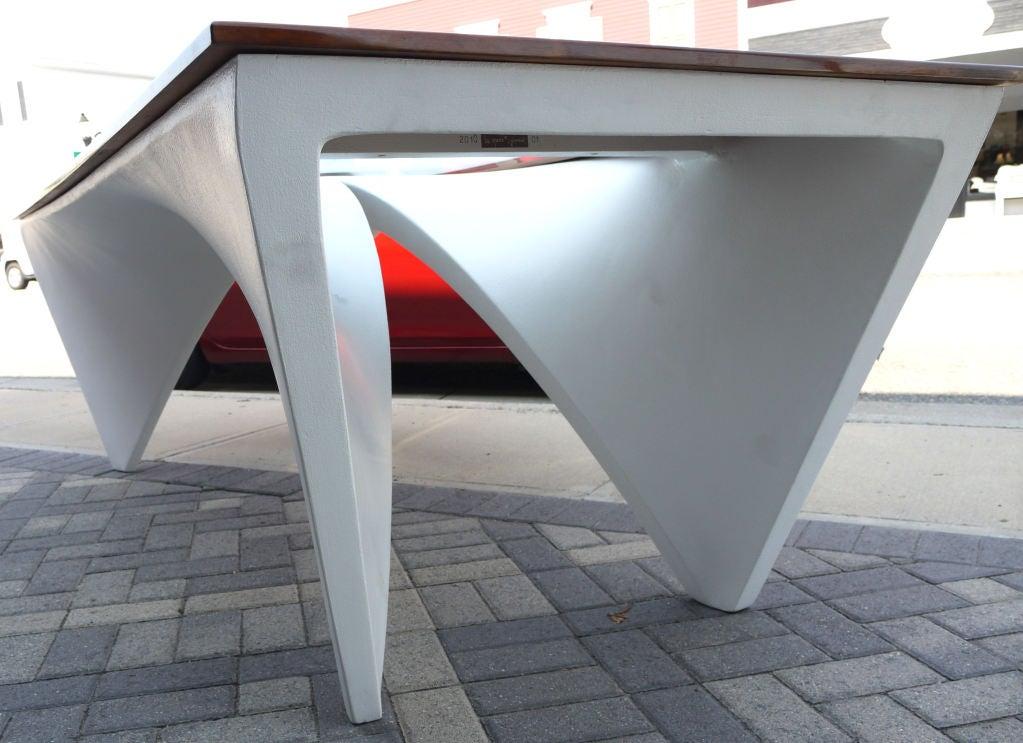 Italian Architectural Dining Table by Studio L'Opere ei Giorni For Sale