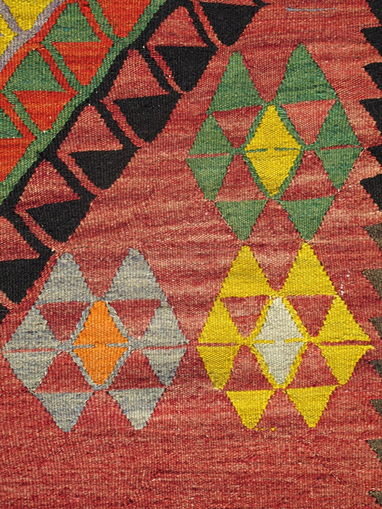 Turkish Kilim At 1stdibs