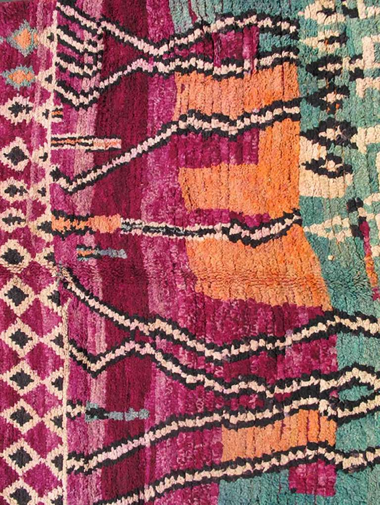 Colorful Moroccan For Sale 1