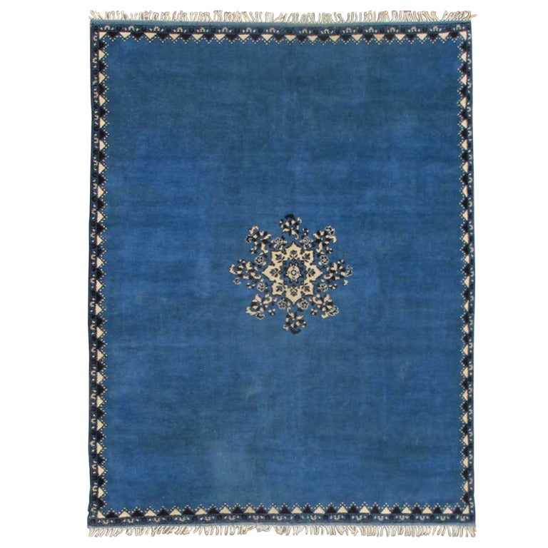 Moroccan Boucherouite Rug For Sale At 1stdibs: Large Vintage Moroccan Rug For Sale At 1stdibs