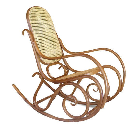 Thonet Bentwood Rocking Chair Signed at 1stdibs : 88361276356074121 from www.1stdibs.com size 576 x 576 jpeg 42kB