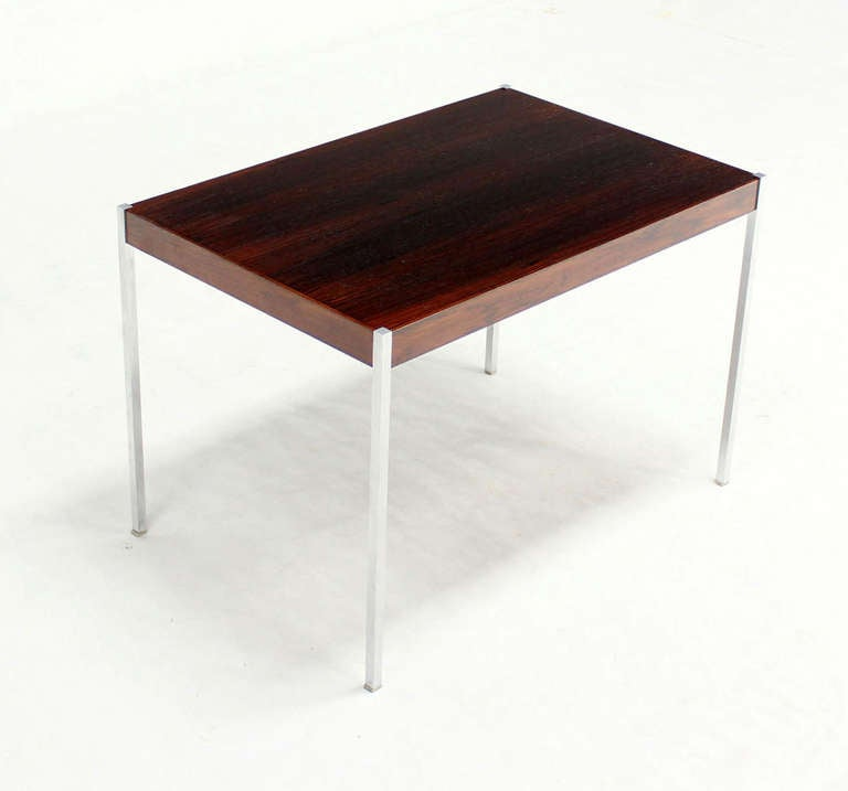 Danish Mid-Century Modern Occasional Side Or Coffee Table