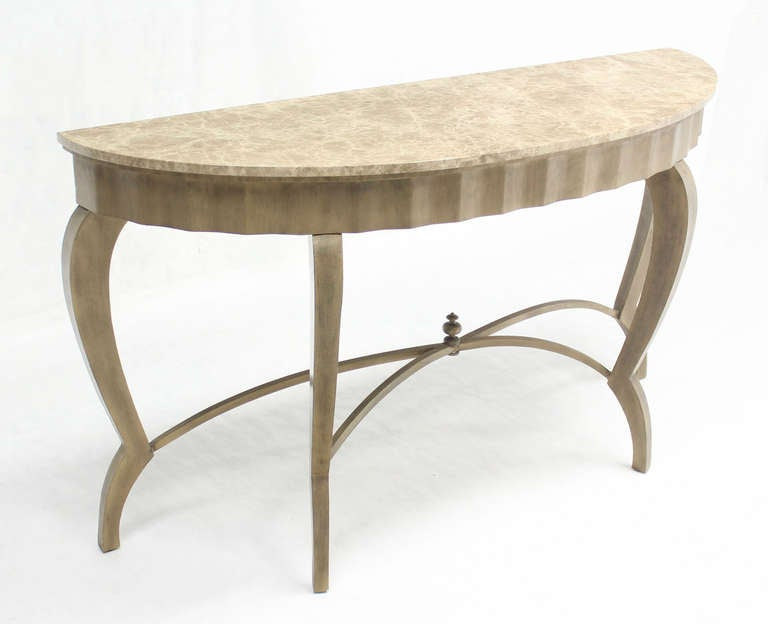Marble Console Table : Home > Furniture > Tables > Console Tables