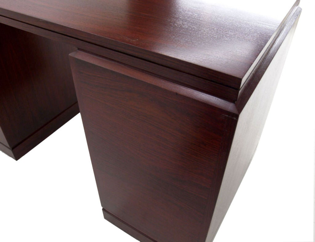 Art Deco Rosewood Vanity, Small Desk For Sale 6