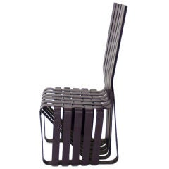 Frank Gehry High Sticking Chair for Knoll