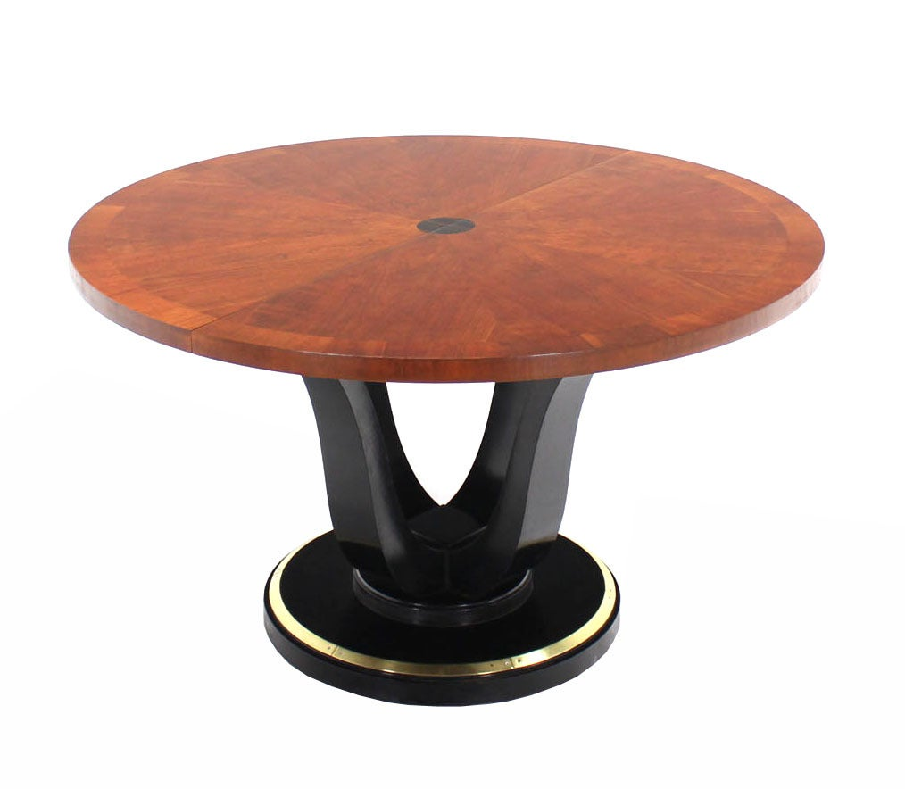 Henredon Round Dining Room Table