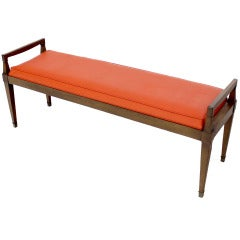 Mid Century Modern Window Bench by Drexel