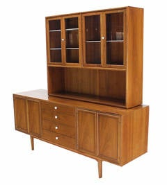 Drexel Declaration Two Part Cabinet
