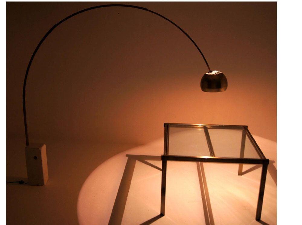 Achille Castiglioni Arco Lamp 2