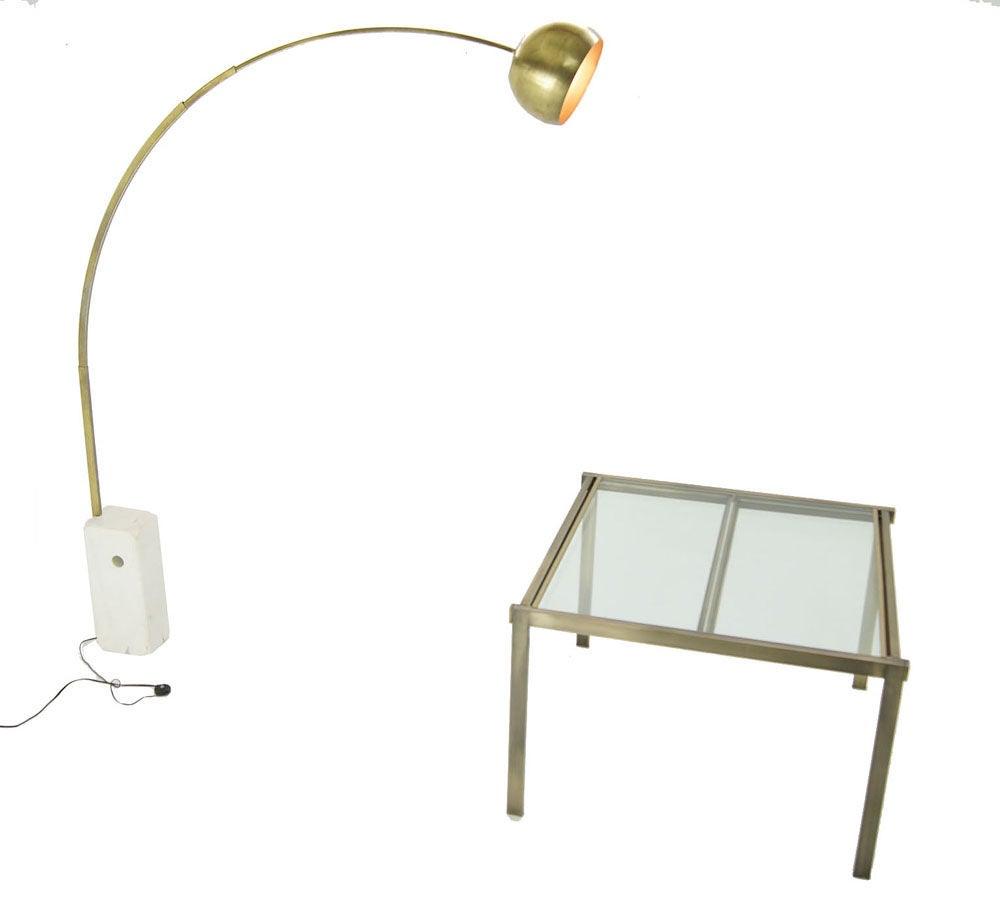 Achille Castiglioni Arco Lamp 6