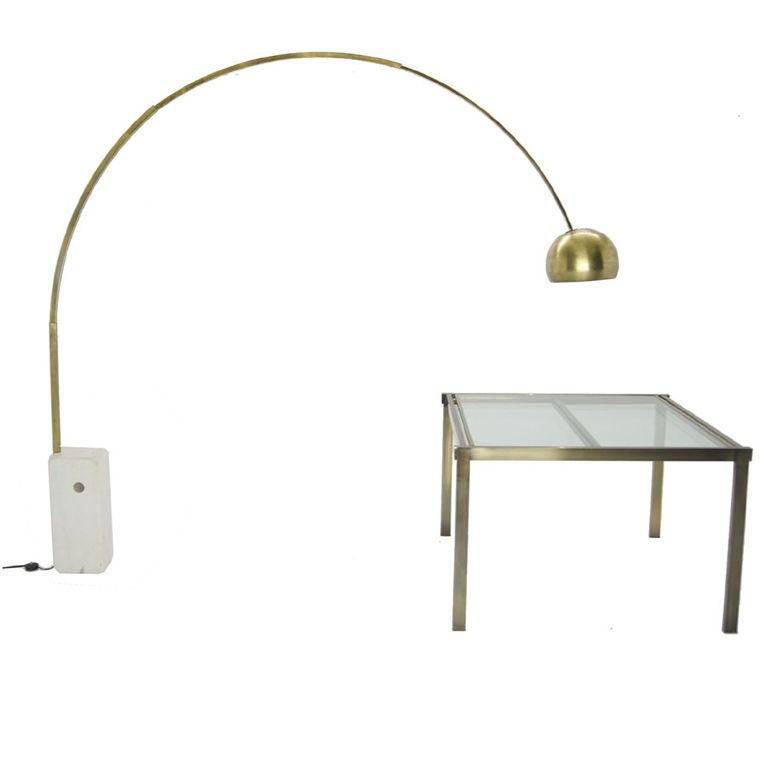 Achille Castiglioni Arco Lamp at 1stdibs