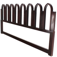Harvey Probber Style Cultured King-Size Headboard