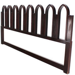 Harvey Probber Cultured King-Size Headboard