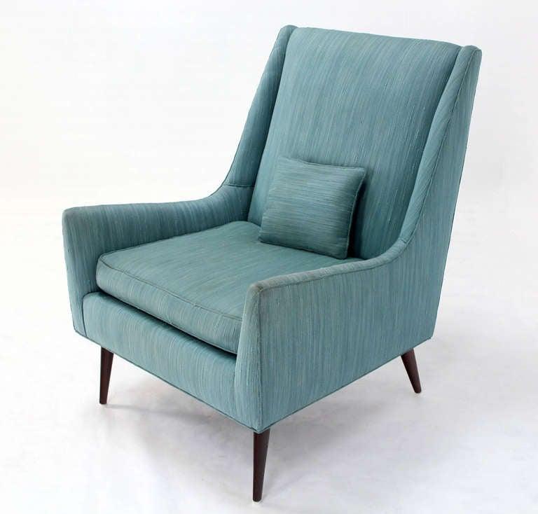 Paul Mccobb Mid Century Modern Lounge Armchair At 1stdibs