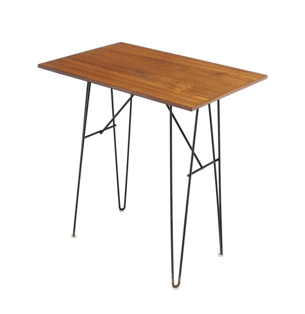 ft tall side table