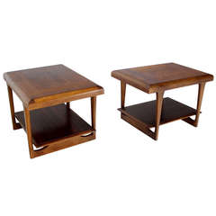 Danish Mid Century Modern Occasional Side Coffee Table Rosewood At 1stdibs