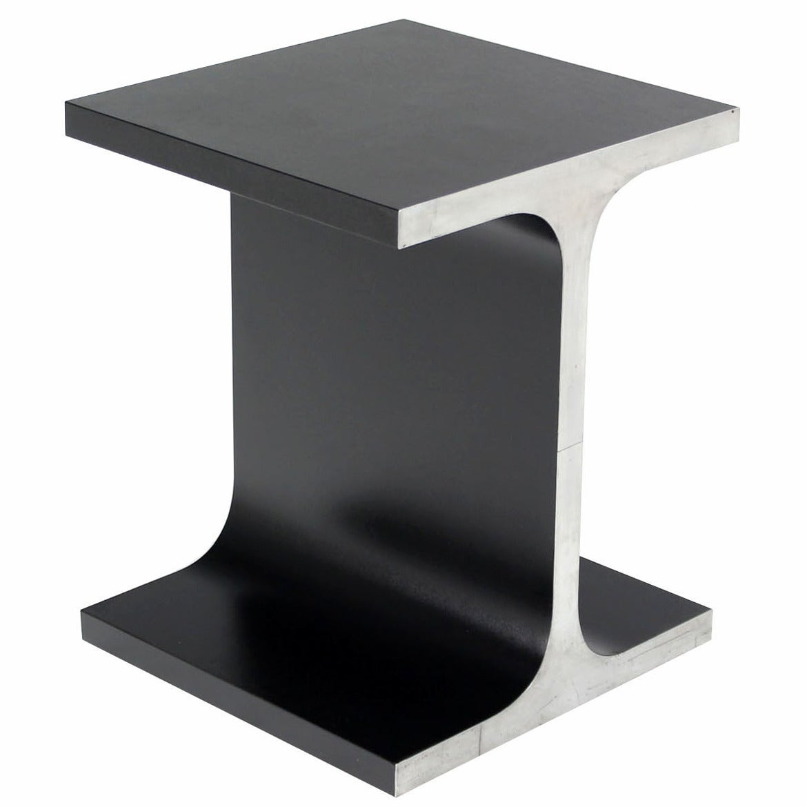 Unusual Coffee Tables I Beam Side Or End Table At 1stdibs