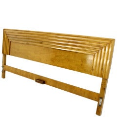 Edmond Spence Solid Birch, King-Size Headboard