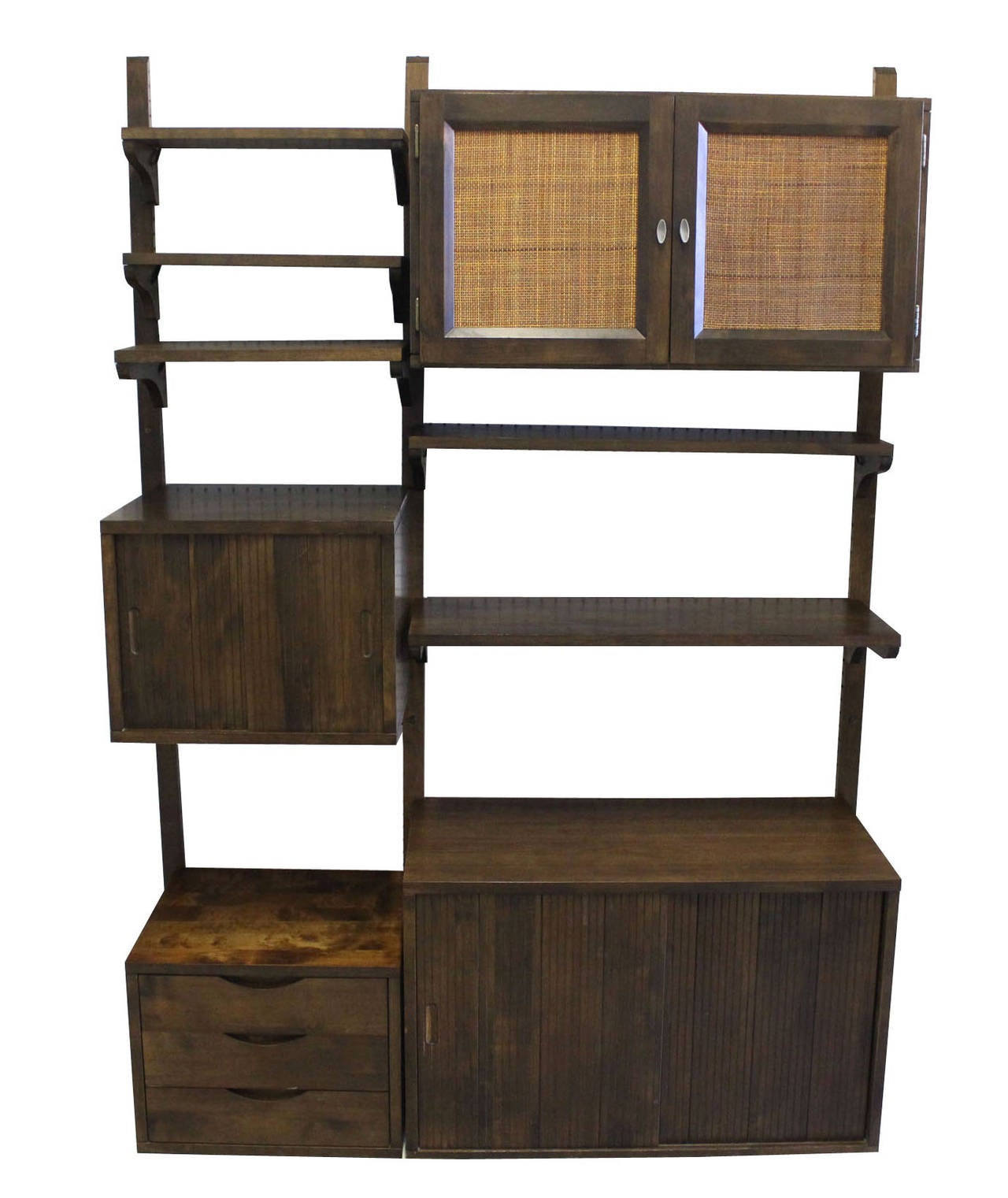 bookcase furniture bookcases products laminate shelf des low global group high ca df two