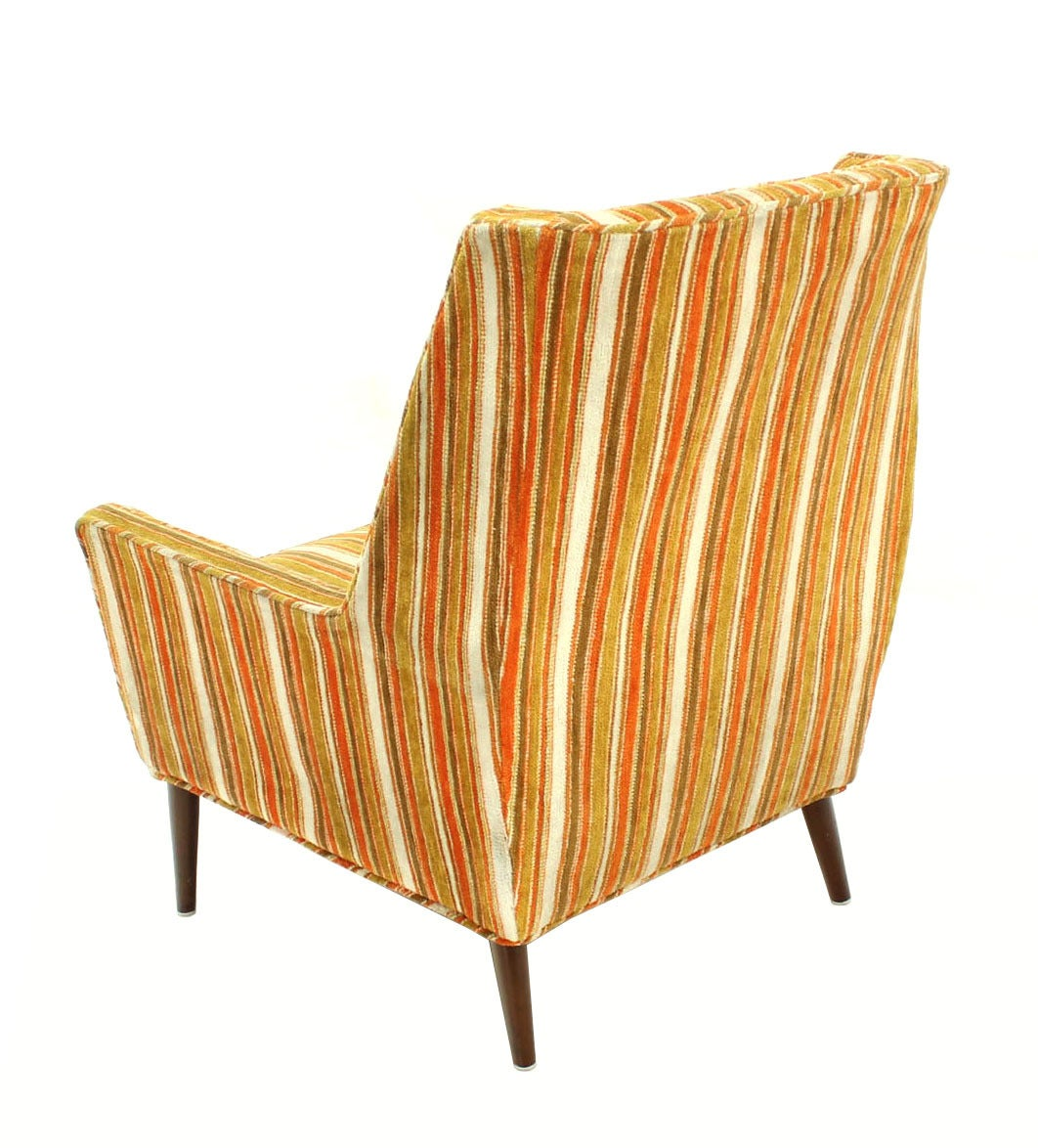 Mid century modern lounge chair for sale at 1stdibs for Modern chairs for sale