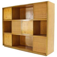 Swedish Mid-Century Modern Bookcase by Edmund Spence