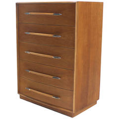 Gibbings for Widdicomb High Chest of Drawers
