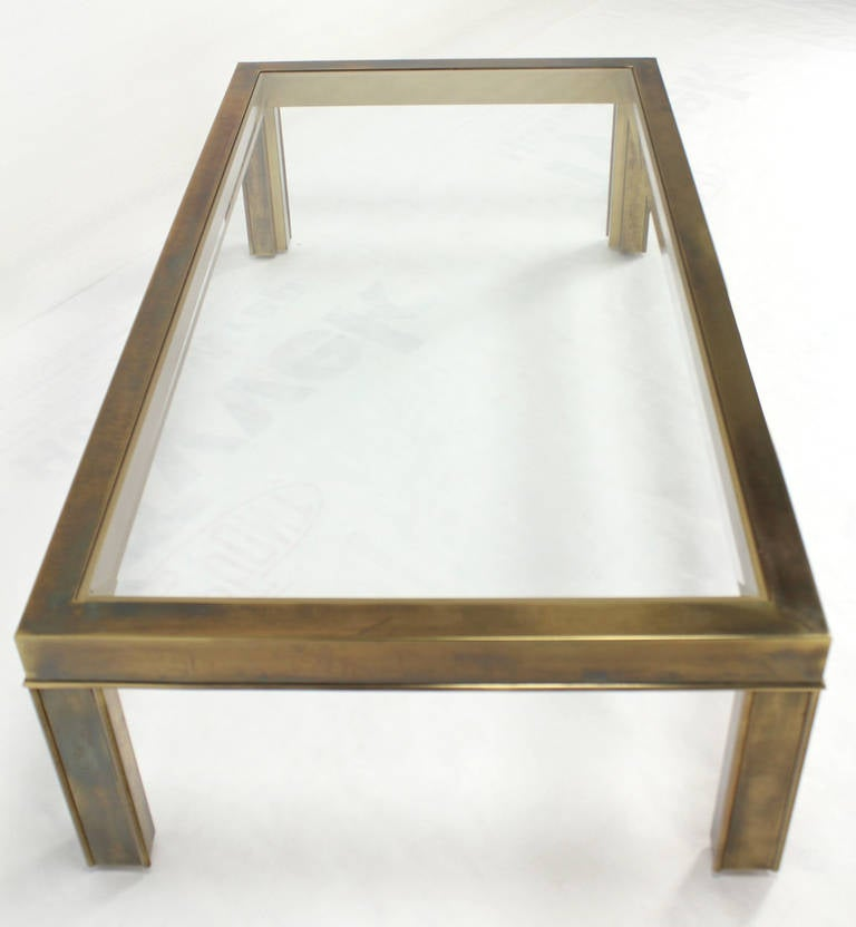 Modern Rectangular Coffee Table : Home > Furniture > Tables > Coffee and Cocktail Tables