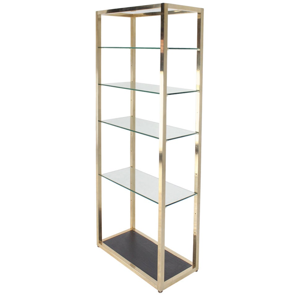 etagere metal hollywood regency gilt metal faux bamboo. Black Bedroom Furniture Sets. Home Design Ideas