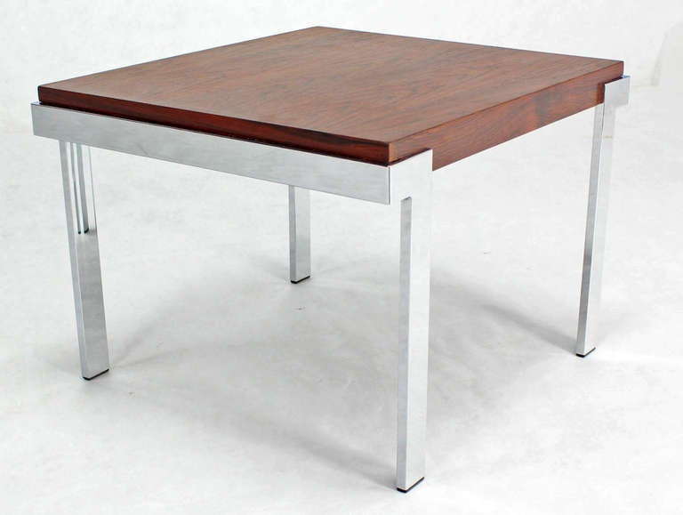 chrome table stands 2
