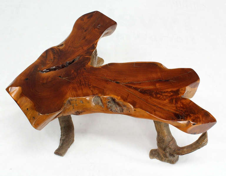 Driftwood Coffee Table Image 7