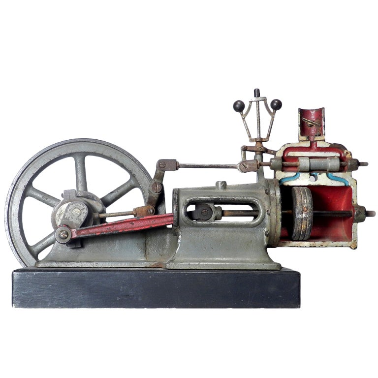 Steam Engine - Classroom Cut-Away