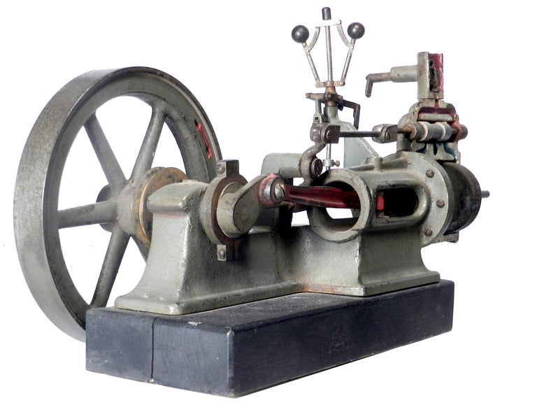Steam Engine - Classroom Cut-Away image 3