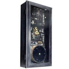 Large and Complex Master Time Clock