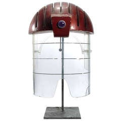 1940s Movie Prop Space Helmet