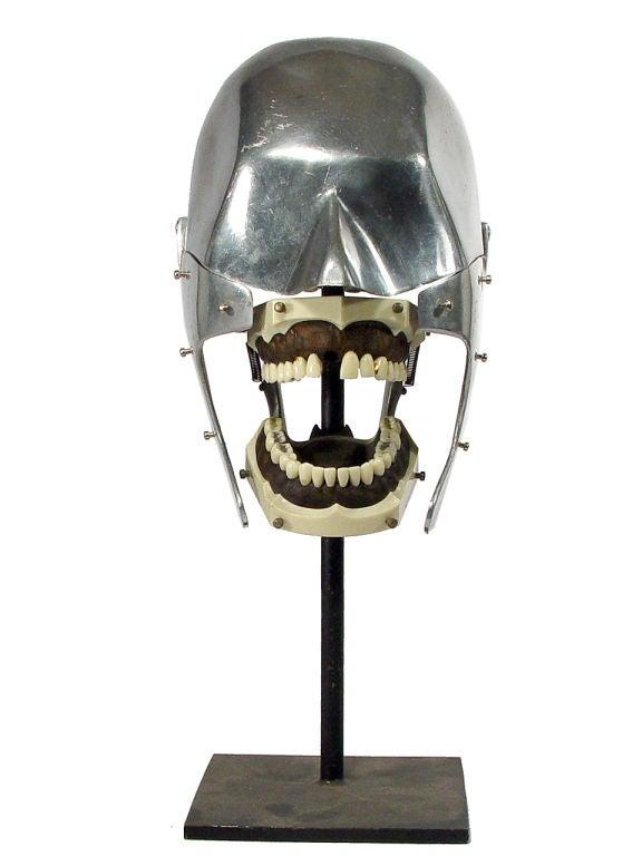Aluminum Dental Teaching Mannequin 2
