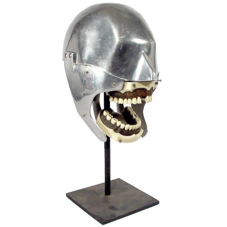 Aluminum Dental Teaching Mannequin