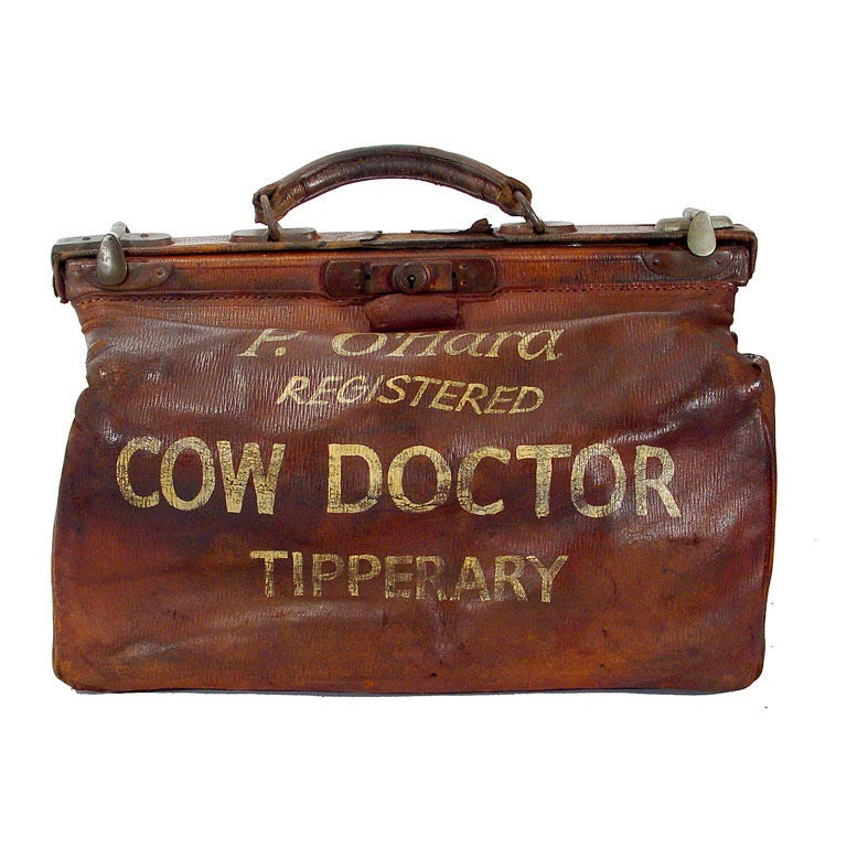 Is there a COW DOCTOR in the house?