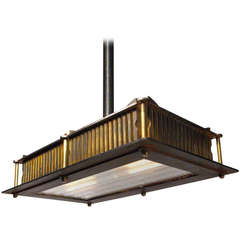 Industrial Vented Lamp