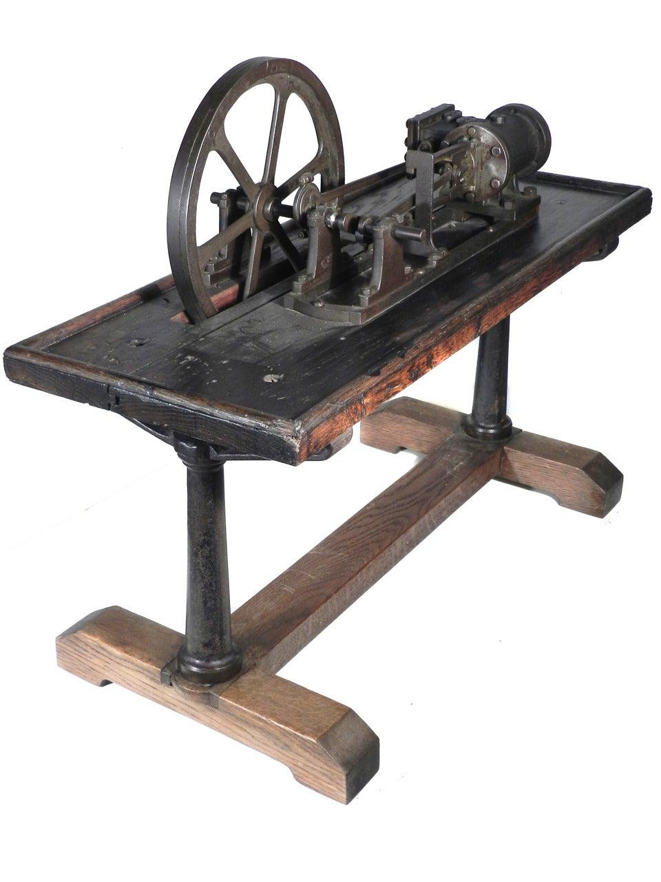 19th Century Working Steam Engine For Sale