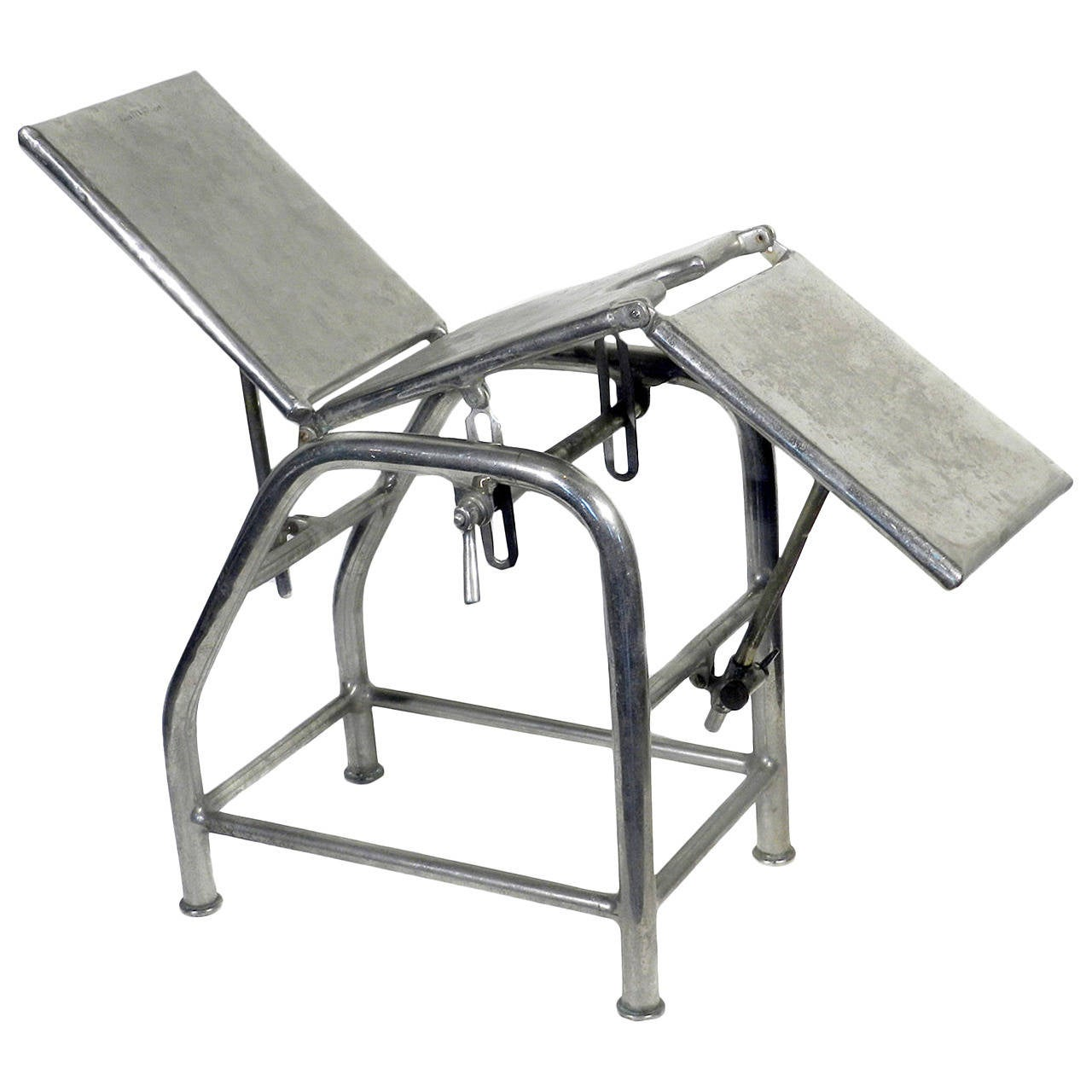 Mini Salesman's Sample Articulated Medical Table