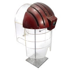 One Of A Kind Movie Prop Space Helmet.