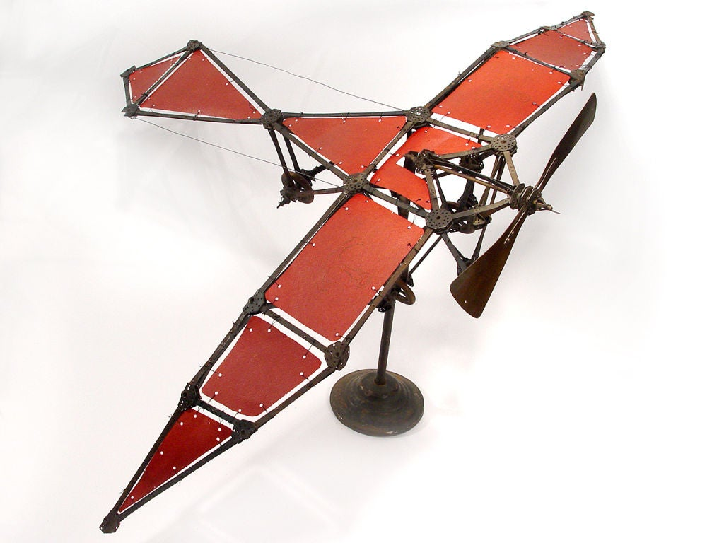 Very Early Airplane Model 2