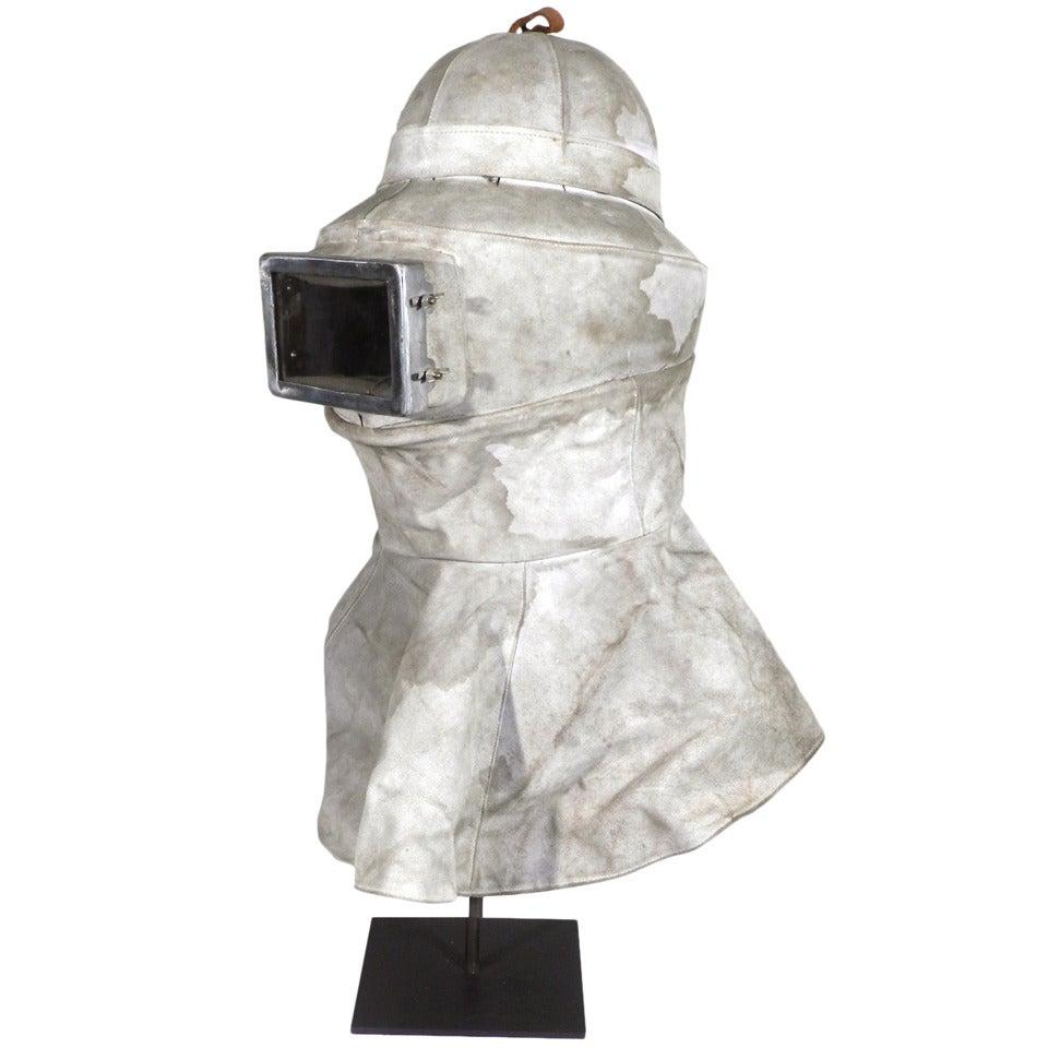 Workers Protective Helmet, German Automotive Factory 1