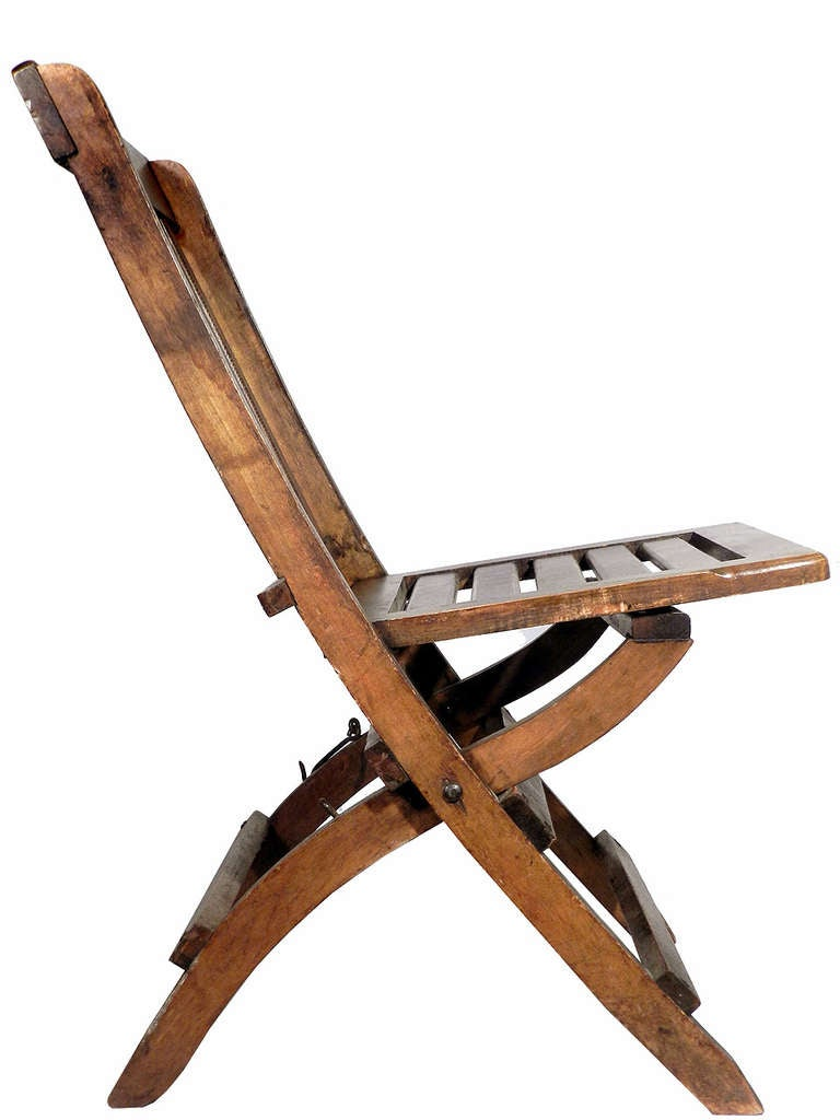Collection Of Folding Chairs At 1stdibs