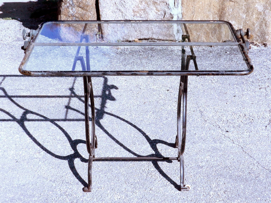 1915 Ford Model T Windshield Table At 1stdibs