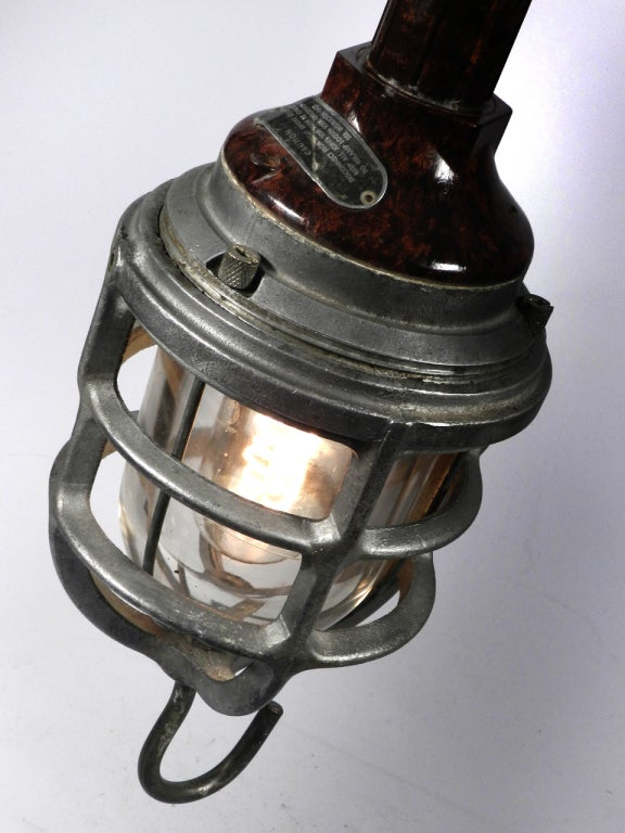 American Attack of the Monster Cage Lights For Sale