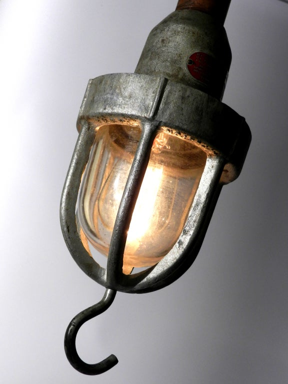 Bakelite Attack of the Monster Cage Lights For Sale