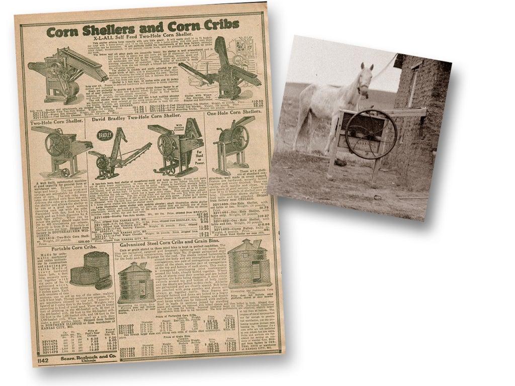 1800s Sears And Roebuck Corn Sheller At 1stdibs