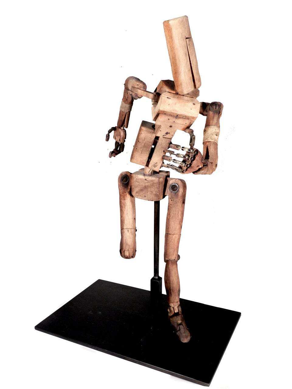 1800s French Articulated Artist S Mannequin At 1stdibs